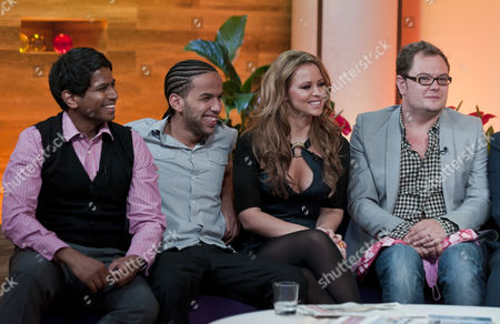 Editorial image of 'Daybreak' TV Programme, London, Britain. - 17 Jan 2011