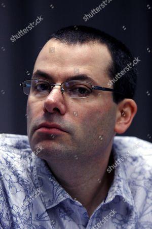 Stock Image of Adam Lent