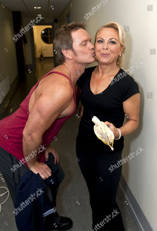 Craig McLachlan and Jayne Torvill
