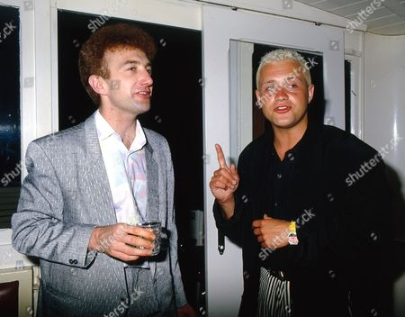 John Deacon and Belouis Some