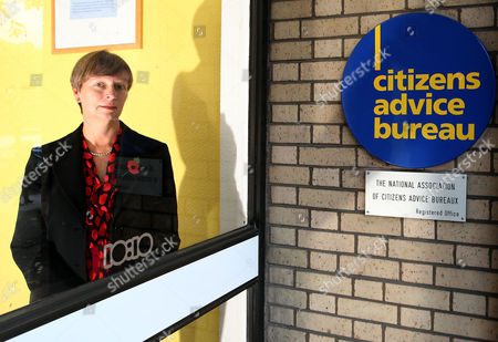 Editorial photo of Gillian Guy, Chief Executive of the Citizens Advice Bureau at her office in London, Britain - 04 Nov 2010