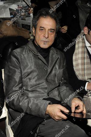 Editorial photo of Emporio Armani show, Autumn/Winter 2011, Milan Fashion Week, Milan, Italy - 16 Jan 2011