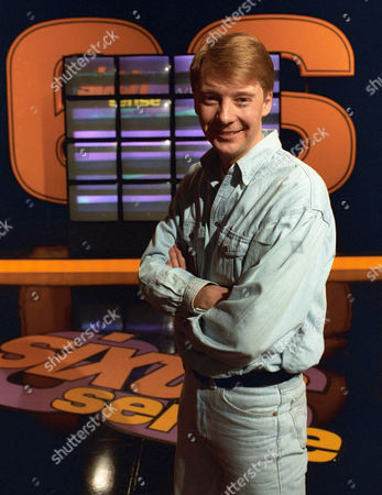 Stock Photo of Presenter: Andy Crane