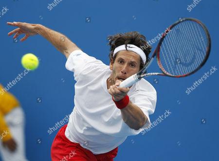 Editorial image of Australian Open Tennis Tournament, Melbourne, Australia - 18 Jan 2011