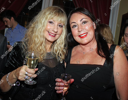 Stock Image of Susie Silvey and Vivien Stamp