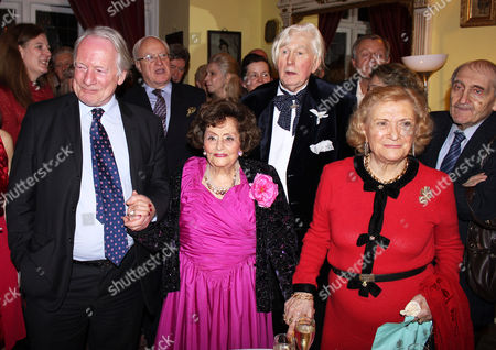 Editorial image of Dowager Lady Killearn's 101st Birthday Celebration, London - 13 Jan 2011