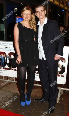 Editorial photo of 'Neds' film premiere, Glasgow, Scotland, Britain - 18 Jan 2011