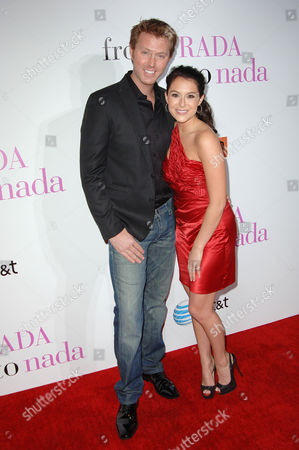Alexa Vega and Sean Covel