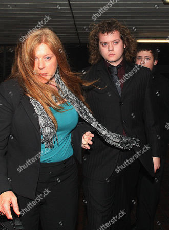 Editorial photo of Edward Woollard arrives at Southwark Crown Court, London, Britain - 11 Jan 2011