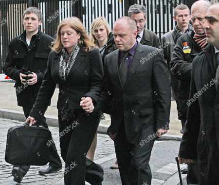 Editorial picture of Edward Woollard arrives at Southwark Crown Court, London, Britain - 11 Jan 2011
