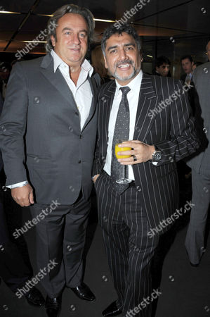 Editorial photo of Opening dinner for One Hyde Park at the Mandarin Oriental, Knightsbridge, London, Britain - 19 Jan 2011
