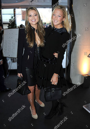 Holly Valance and Emily Crompton
