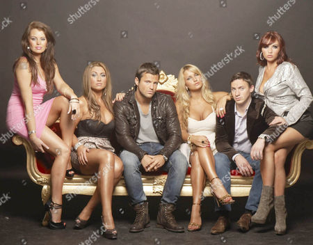 Editorial picture of 'The Only Way is Essex' TV Programme. - 2010