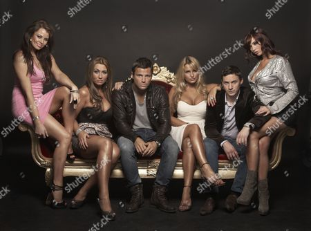 Editorial photo of 'The Only Way is Essex' TV Programme. - 2010