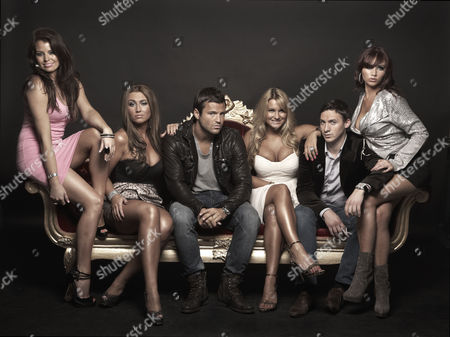 Editorial image of 'The Only Way is Essex' TV Programme. - 2010