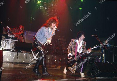 Bon Jovi - Jon Bon Jovi and Alec John Such