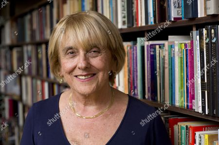 Editorial picture of Professor Lisa Jardine, Chair of the Human Fertilisation and Embryology Authority, London, Britain - 05 Nov 2010