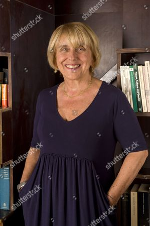 Editorial image of Professor Lisa Jardine, Chair of the Human Fertilisation and Embryology Authority, London, Britain - 05 Nov 2010