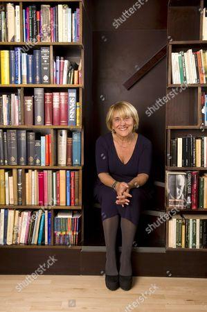 Stock Picture of Professor Lisa Jardine CBE