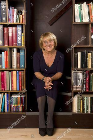 Stock Image of Professor Lisa Jardine CBE