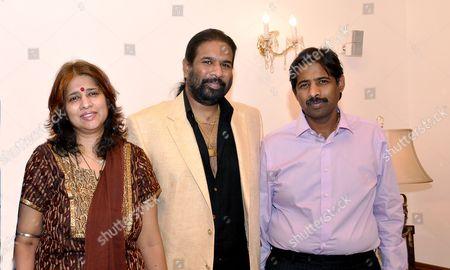 Venky's Company Managing director Anuradha Desai, director Balaji Rao, director, Venkatesh Rao