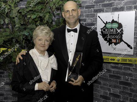 Stock Image of Julia McKenzie and Harlen Coben