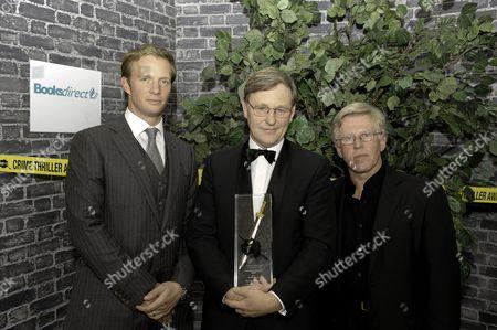 Stock Photo of Rupert Penry Jones, William Broderick and Phil Davis