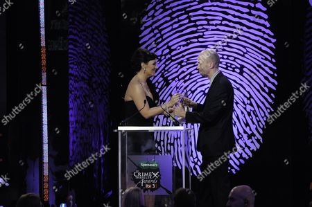 Editorial photo of 'The Crime Thriller Awards' - 21 Oct 2009