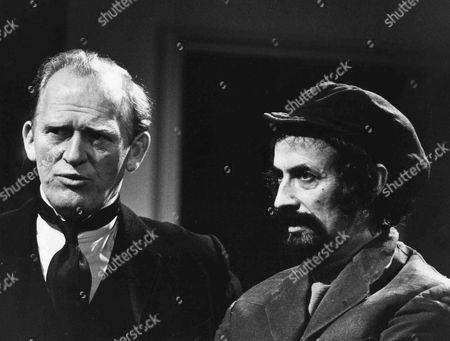 Gordon Jackson as Mr Hudson and Tutte Lemkow as Gustave