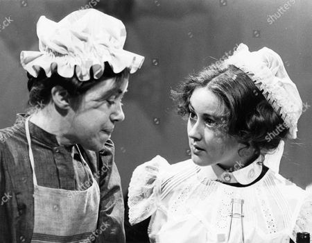 Jenny Tomasin as Ruby and Jane Carr as Joan