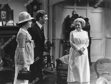 Jacqueline Tong as Daisy, Christopher Beeny as Edward and Angela Baddeley as Mrs Bridges