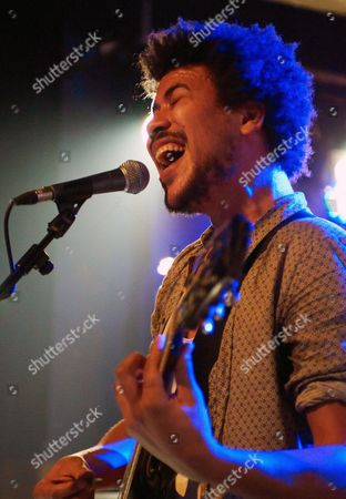 Liam Bailey in concert at the Scala, London.