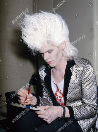 Editorial photo of Sigue Sigue Sputnik - 1986