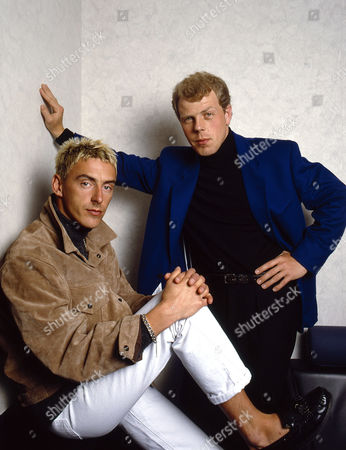 Style Council - Paul Weller and Mick Talbot