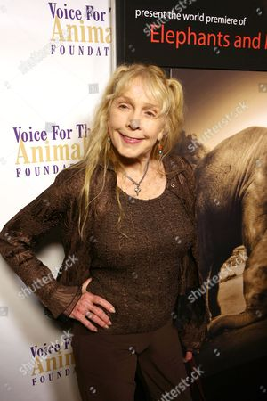 Editorial picture of 'Elephants and Man: A Litany of Tragedy', film documentary premiere, Los Angeles, America - 20 Jan 2011