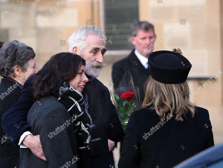 Janine Davies, John Byrne and Rafferty's ex-wife Carla Ventilla