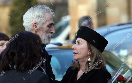 John Byrne and Rafferty's ex-wife Carla Ventilla