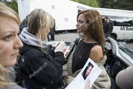 Editorial image of 'Above Suspicion : Deadly Intent' TV Programme. - 2010