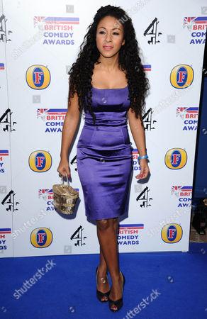 Editorial image of British Comedy Awards, Indigo, O2 Arena, London, Britain - 22 Jan 2011