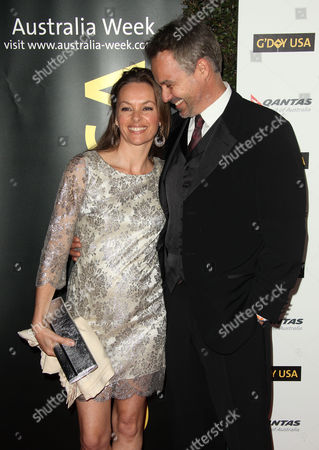Editorial image of G'Day USA 2011 Black Tie Gala, Los Angeles, America - 22 Jan 2011