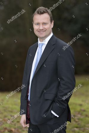 Stock Photo of Dan Byles MP for North Warwickshire and Bedworth who campaigns for local residents affected by the Gypsy & Travelling community. (Covering the Hurley & the Corley/Fillonglwy Gypsy Camp)