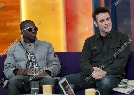 Editorial image of 'Daybreak' TV Programme, London, Britain. - 24 Jan 2011