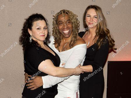 Dee Dee Samuels, Rikki Beadle Blair, Lady Susanne Olivier