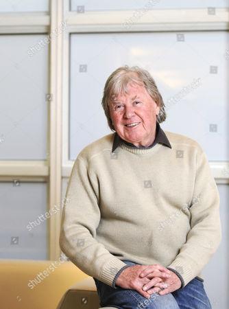 Editorial photo of Children's author David McKee, London, Britain - 16 Nov 2010