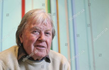 Editorial picture of Children's author David McKee, London, Britain - 16 Nov 2010
