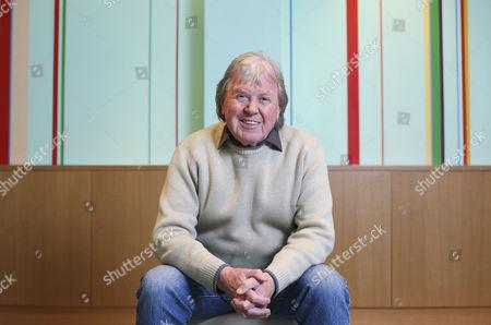 Editorial image of Children's author David McKee, London, Britain - 16 Nov 2010