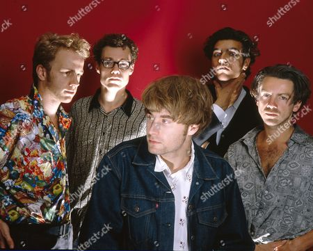 Editorial picture of German pop band Jeremy Days, London, Britain - 1988