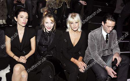 Stock Picture of Aure Atika, Julie Depardieu, Micky Green