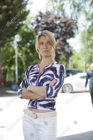 Stock Picture of Sally Oliver as Kerry