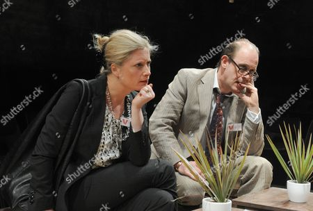 Susannah Harker (Lara), Andrew Woodall (Nick)